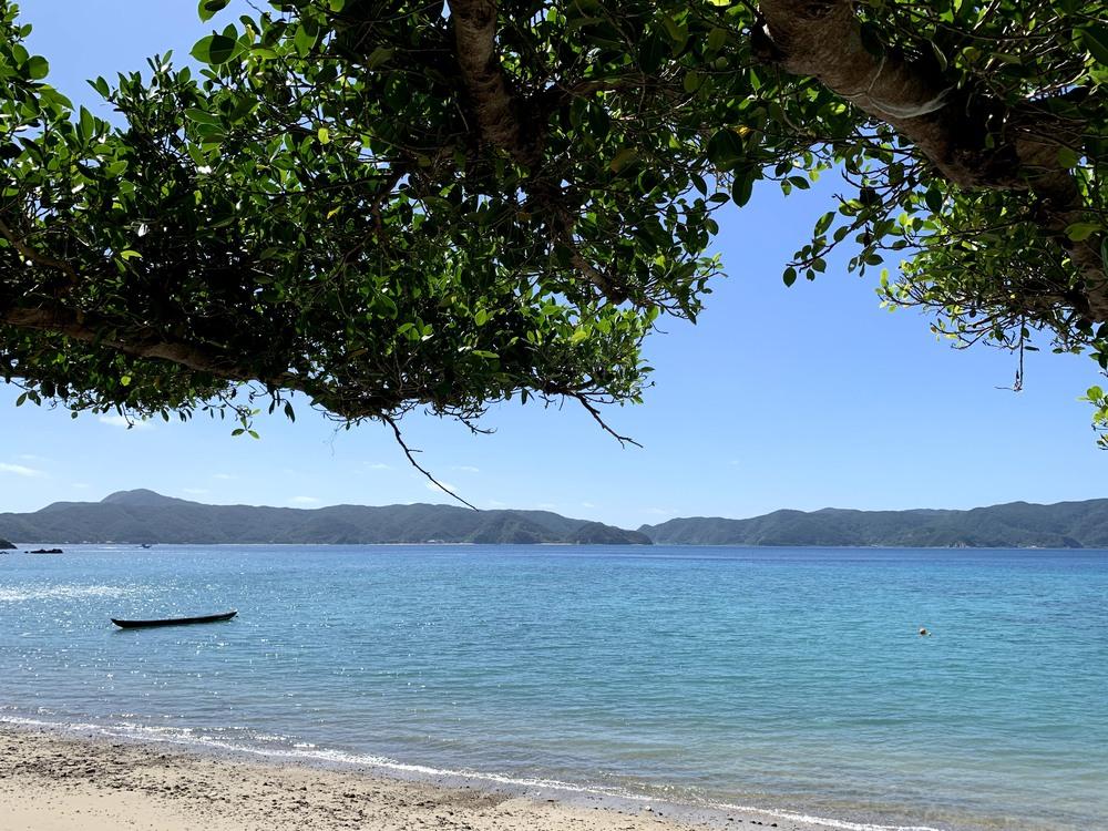 清水ビーチ 奄美大島 南部 海水浴 おすすめ ビーチ