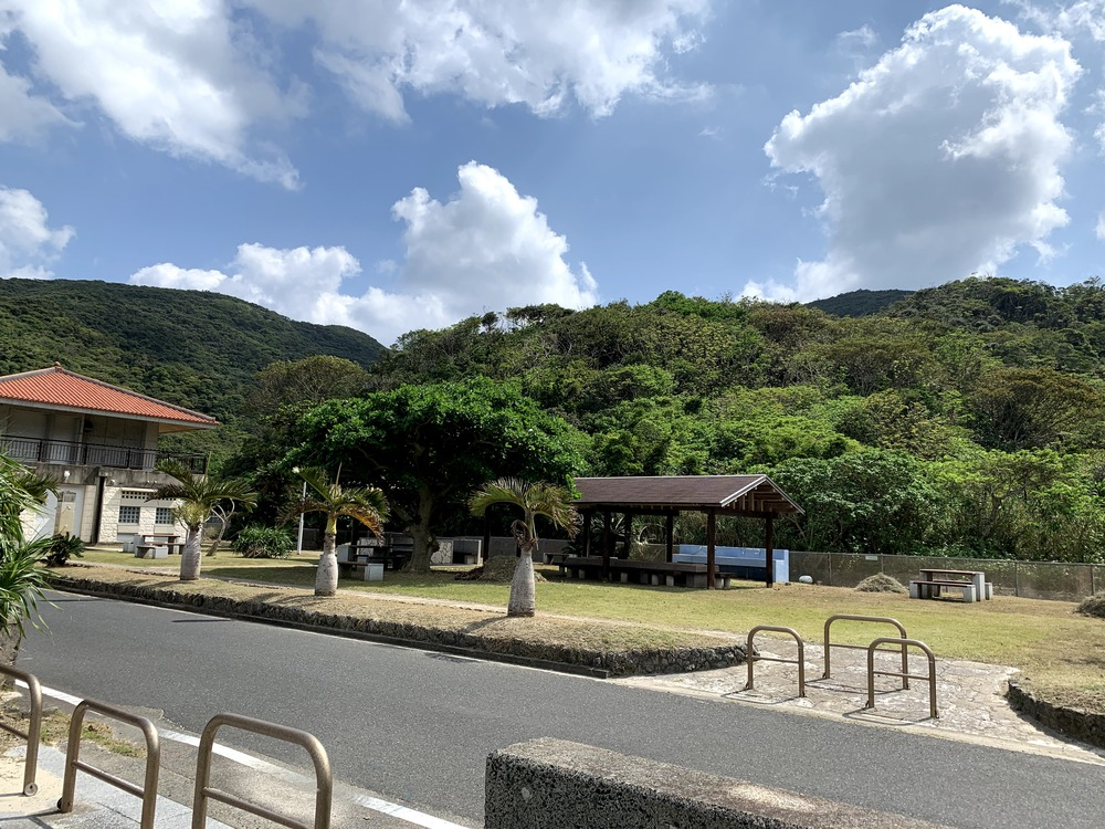 タエン浜海水浴場 奄美大島 海 ビーチ 宇検村 観光 旅行