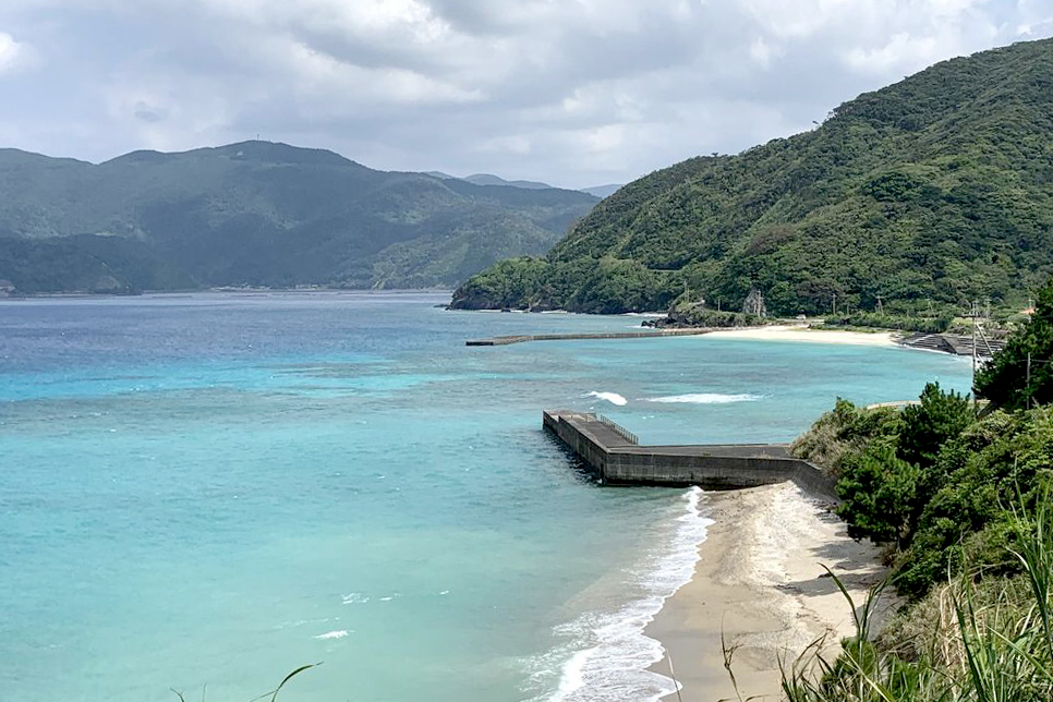 タエン浜海水浴場