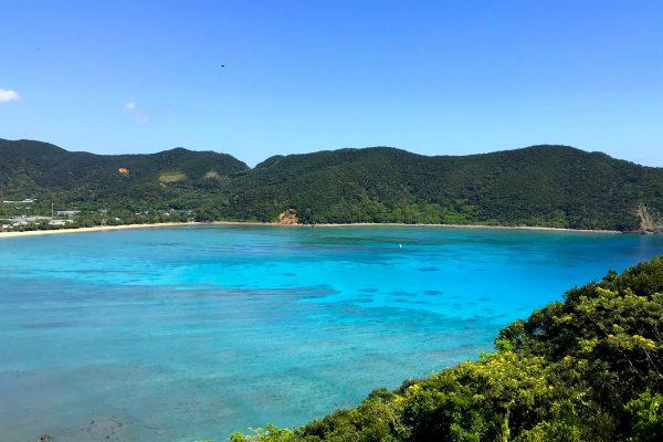 マネン崎展望台 嘉鉄湾 嘉鉄ブルー 奄美大島 南部 海水浴 おすすめ ビーチ