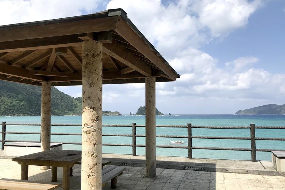 屋鈍海水浴場