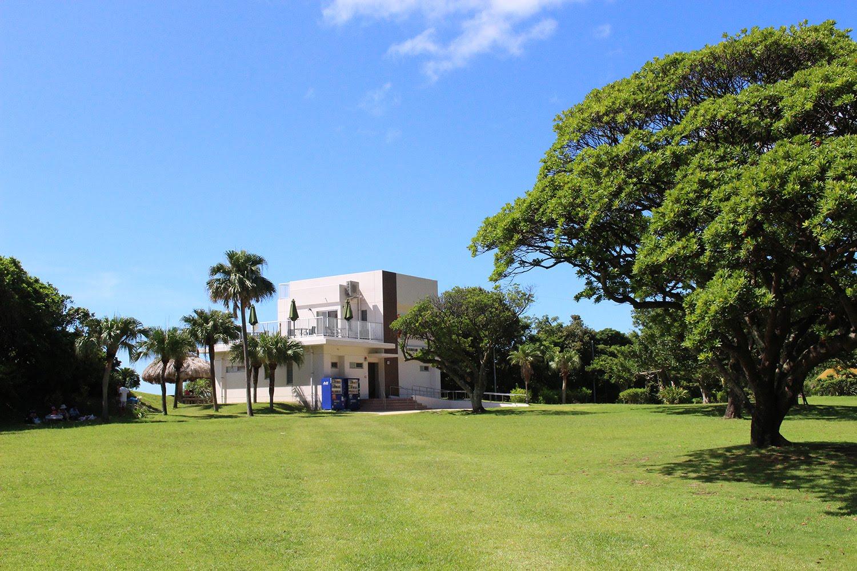 大浜海浜公園 バースハウス