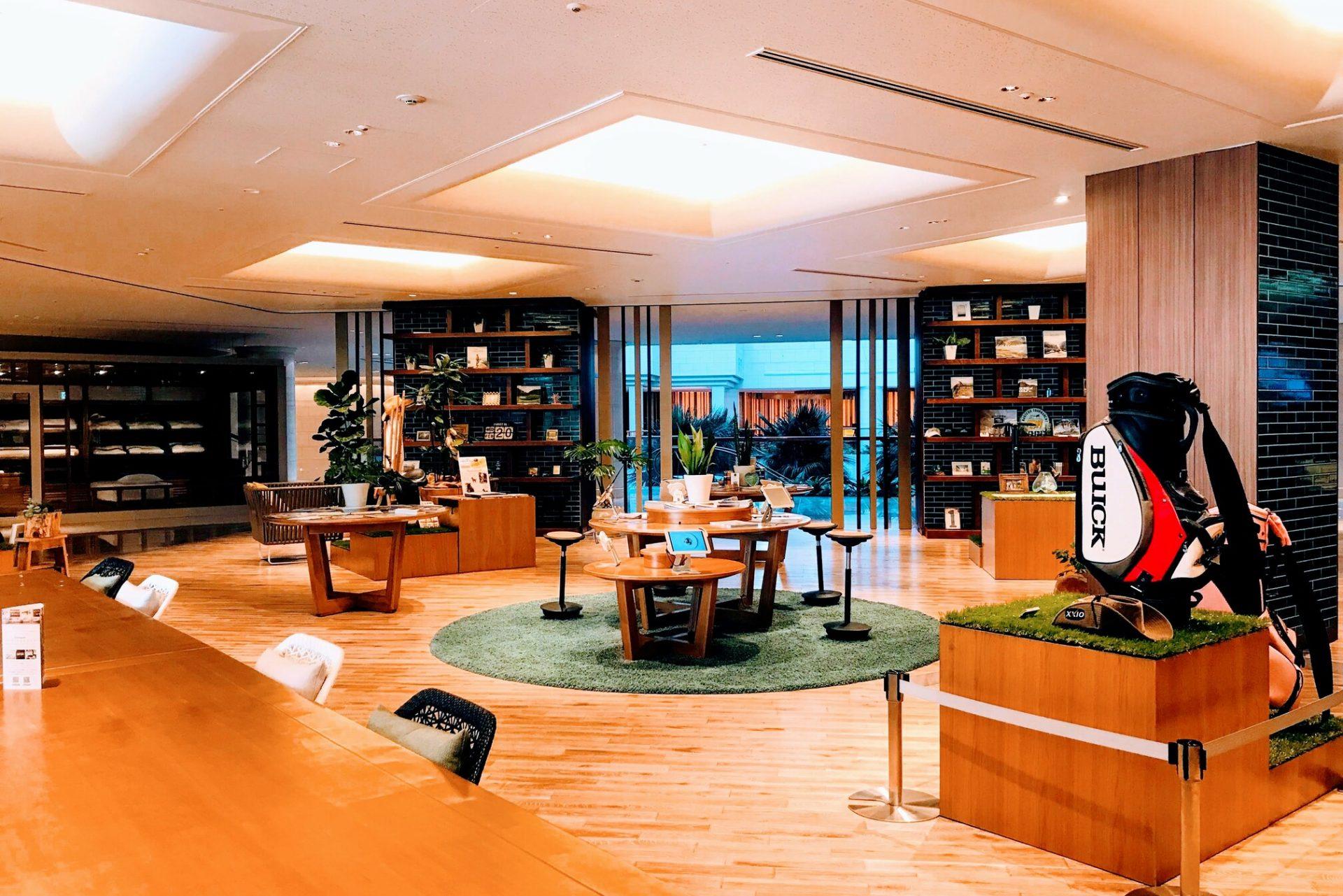 アクティビティーセンター シェラトン・グランデ・オーシャンリゾート 宮崎 フェニックス・シーガイア・リゾート