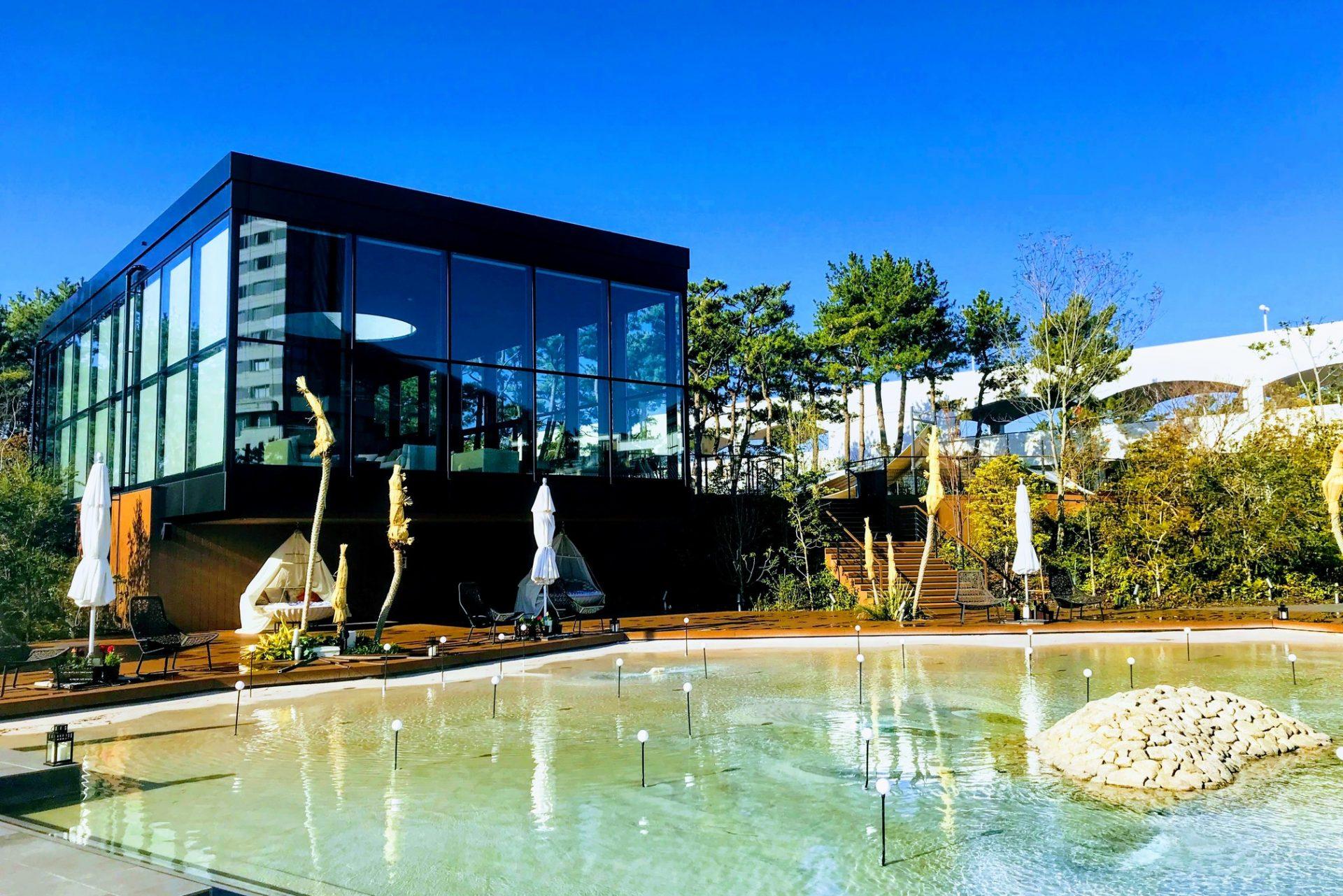 THE LIVING GARDEN シェラトン・グランデ・オーシャンリゾート 宮崎 フェニックス・シーガイア・リゾート