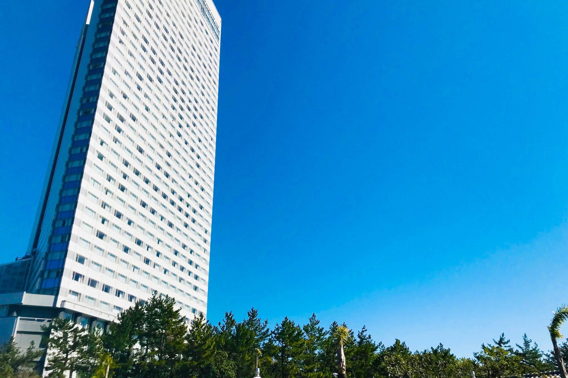 シェラトン・グランデ・オーシャンリゾートホテル