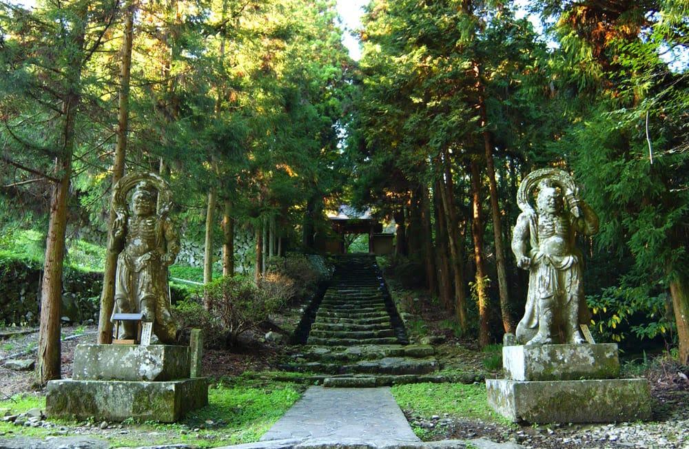 両子寺 ふたごじ 国東市 大分県 観光 名所 人気 おすすめ 九州 旅行