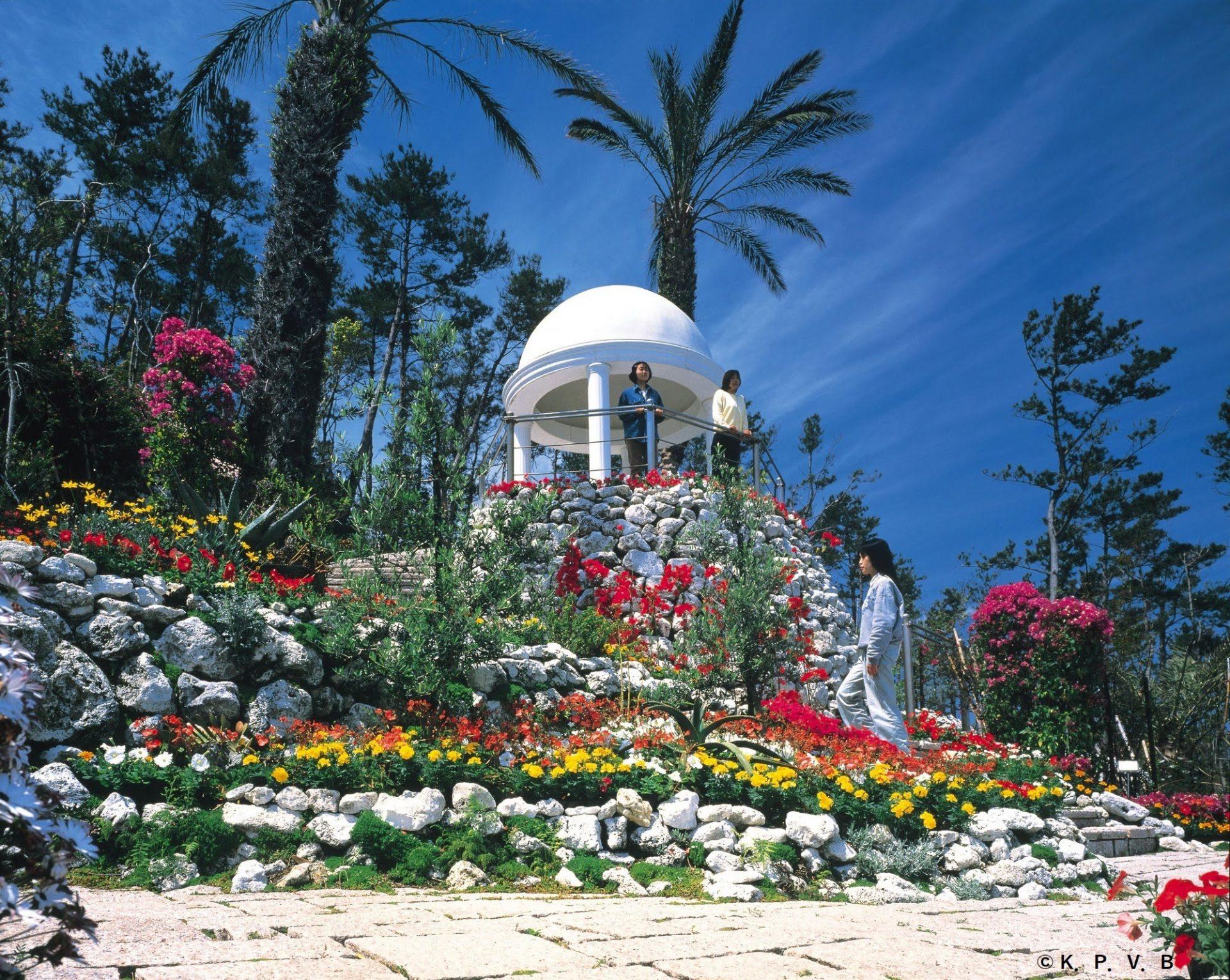 フラワーパークかごしま 鹿児島 観光 名所 人気 スポット 九州 旅行 おすすめ