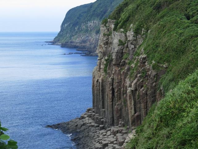 塩俵の断崖 長崎 九州 秘境 穴場 絶景 観光 旅行 おすすめ