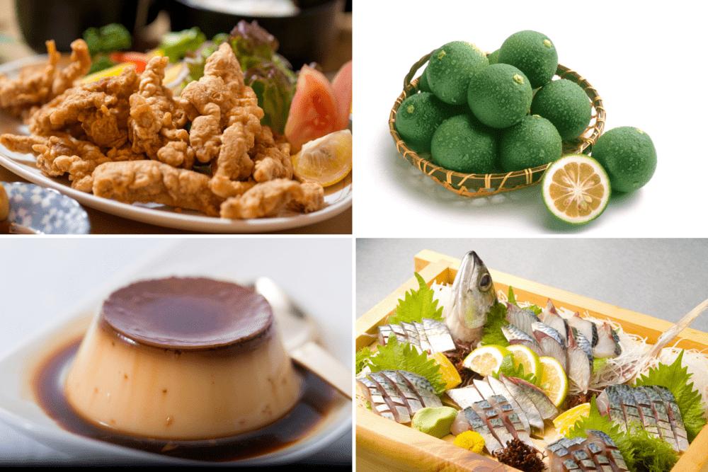 大分県 九州 有名 な 食べ物 ご当地 グルメ 旅行 観光