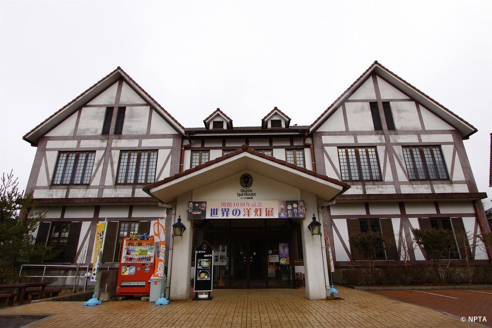 雲仙ビードロ美術館 雲仙 市  長崎県 九州 旅行 観光