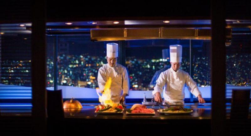 ディナーレストラン「The House of 1995」 長崎 ルーク プラザ ホテル 九州 旅行 おすすめ 観光