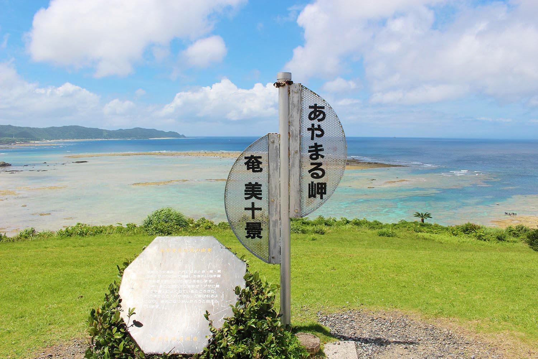 あやまる岬観光公園 奄美大島 鹿児島 絶景 景色 自然 九州 旅行 観光 おすすめ