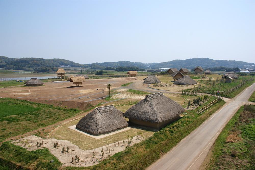原の辻一支国復元公園 長崎 壱岐島 観光 スポット 地 おすすめ 旅行