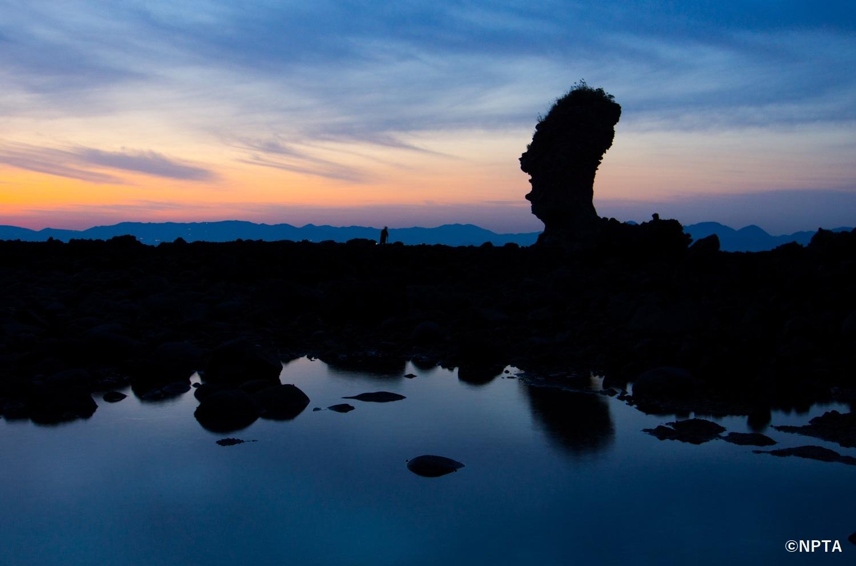 両子岩 南島原市 長崎 絶景 スポット 九州 旅行 観光 自然 おすすめ
