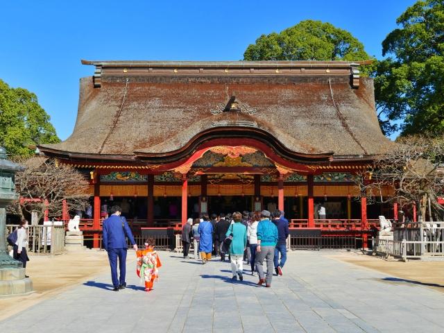 太宰府天満宮 福岡 九州 観光 名所 旅行 人気