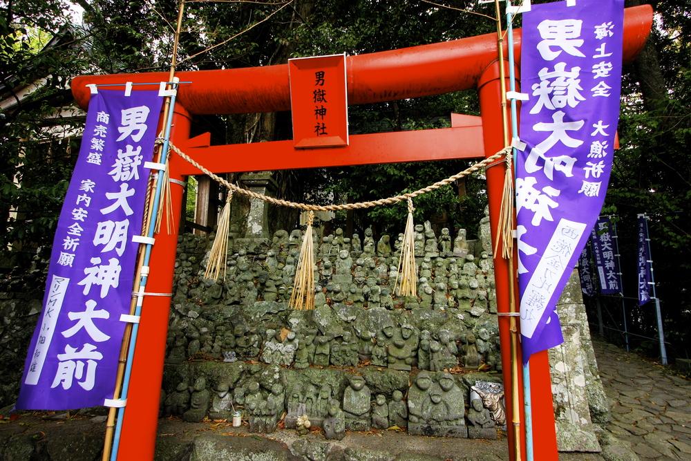 男嶽神社 長崎 壱岐島 観光 スポット 地 おすすめ 旅行