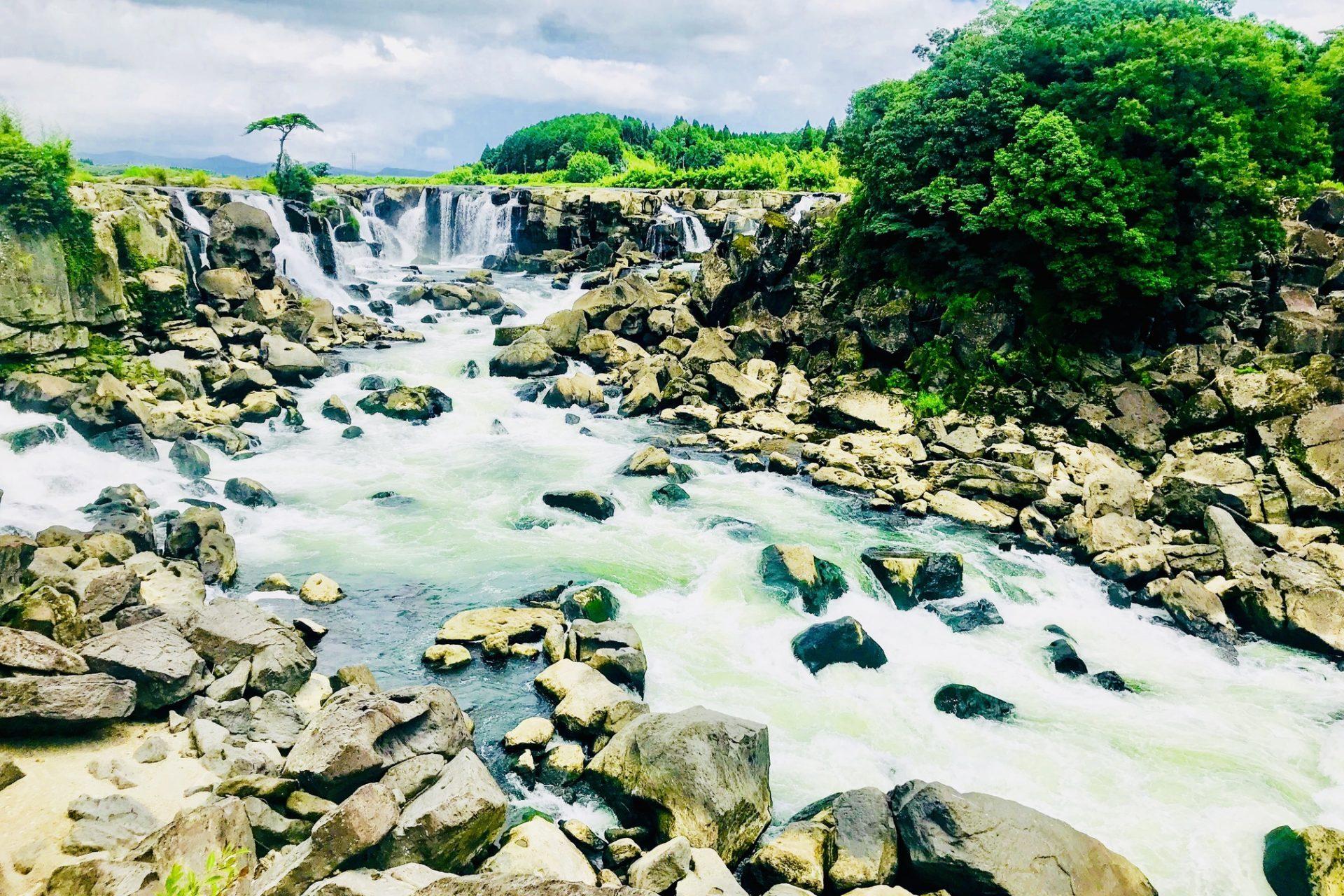 曽木の滝 鹿児島 九州 秘境 穴場 絶景 観光 旅行 おすすめ
