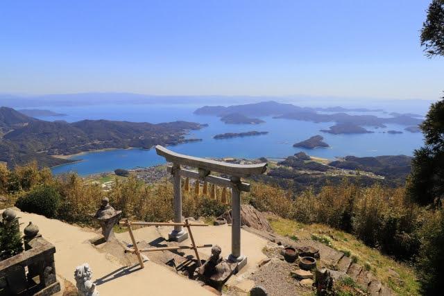 天草市 倉岳神社 熊本 絶景 景色 自然 九州 旅行 観光 おすすめ