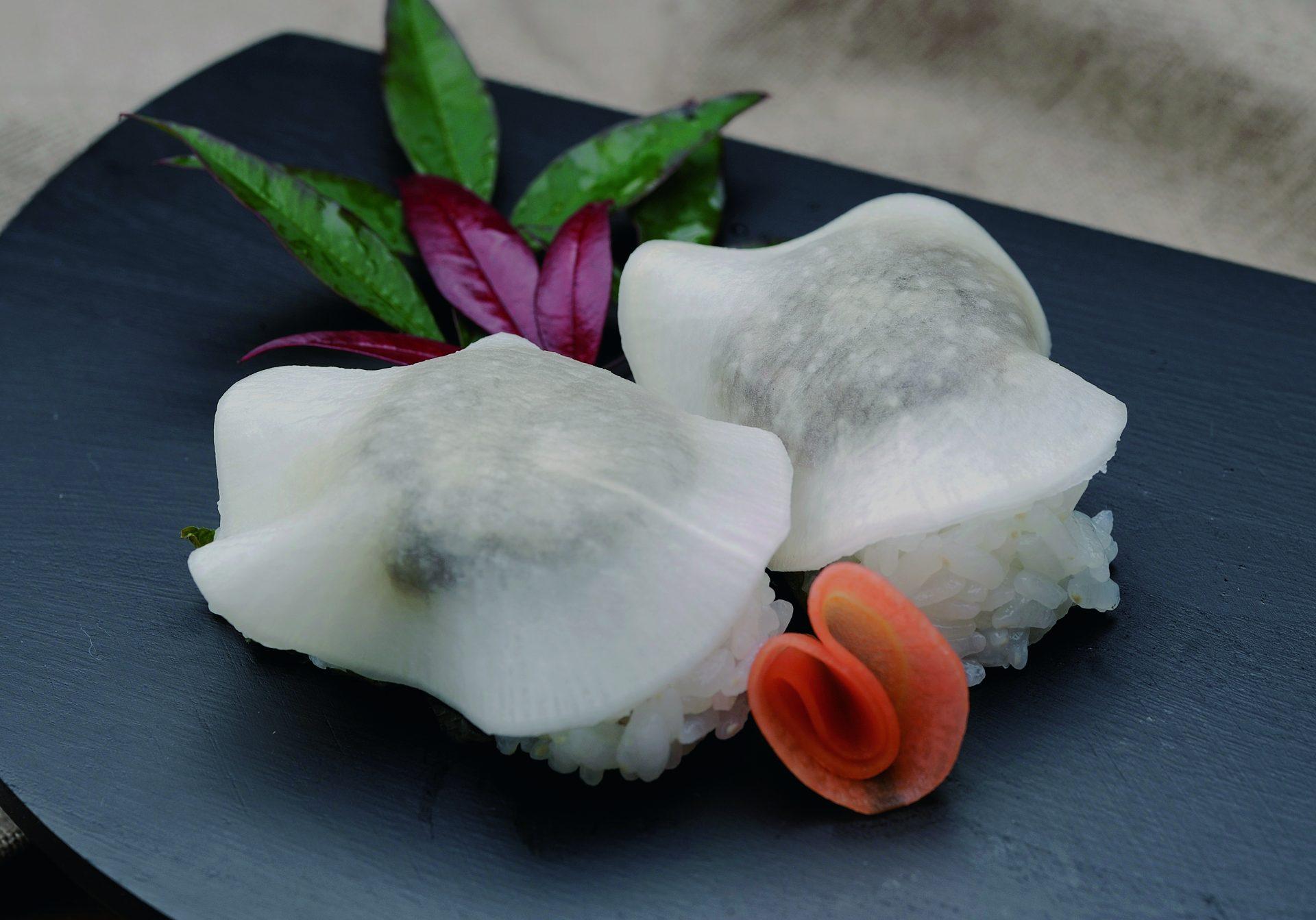 雪ん子寿し 大分 ご 当地 グルメ 名物 料理 B級 九州 旅行 観光 おすすめ