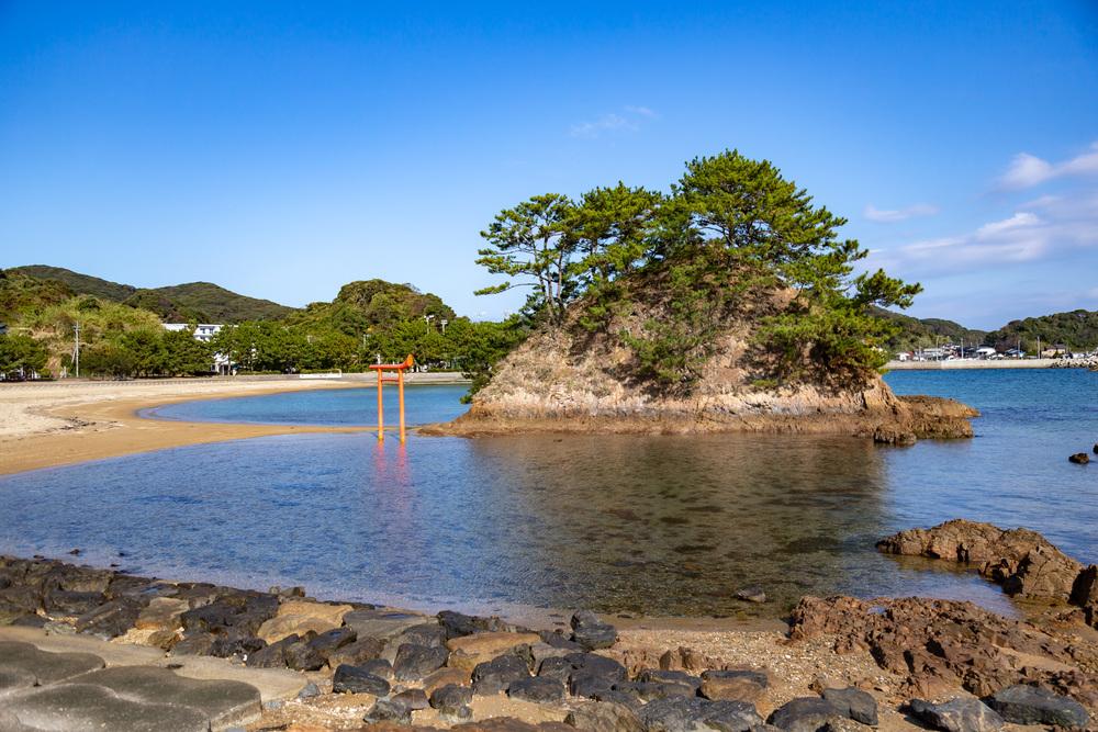 かんす海水浴場 福岡 宗像 観光 おすすめ 旅行 九州
