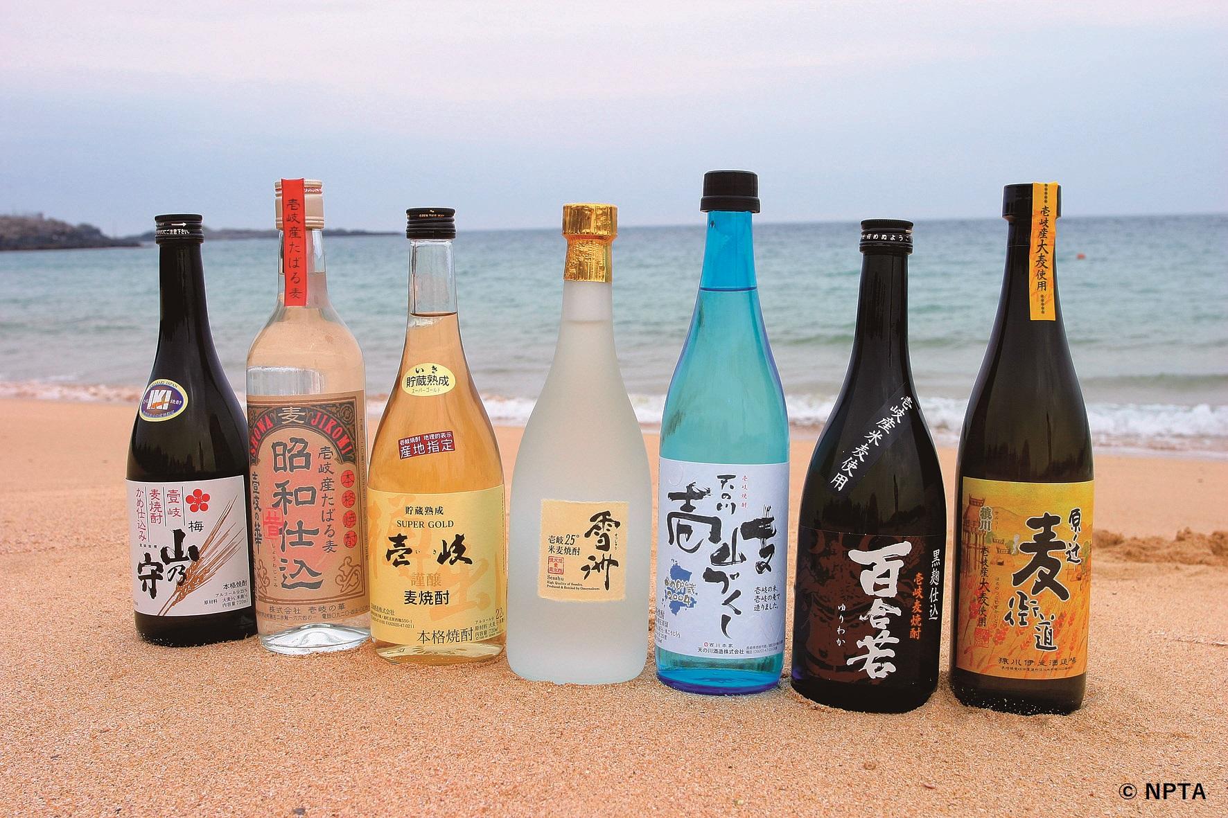 壱岐焼酎 長崎 ご当地 グルメ 有名な 食べ物 おすすめ 名物 料理