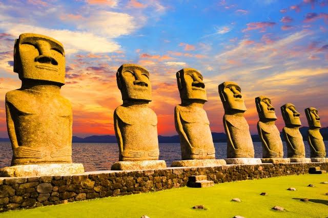 サンメッセ日南 モアイ 宮崎 絶景 スポット 九州 旅行 観光 自然 おすすめ
