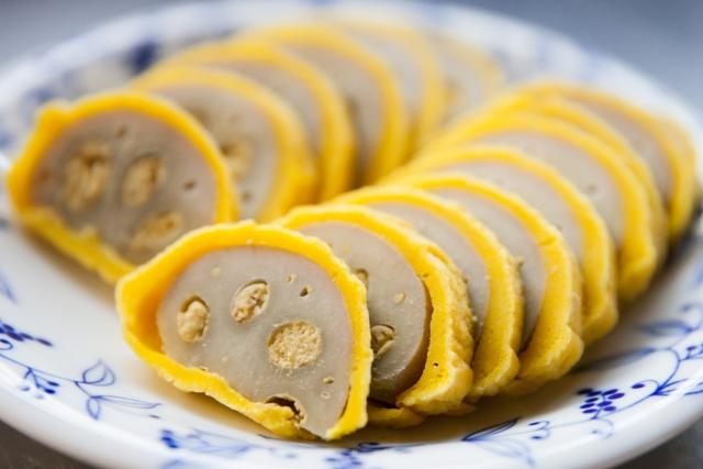 辛子レンコン からし蓮根 熊本 食べ物 ご当地 グルメ 有名 人気