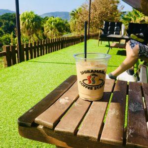 温泉 コーヒー おすすめ いちき串木野市 鹿児島 SHIRAHAMA COFFEE STAND