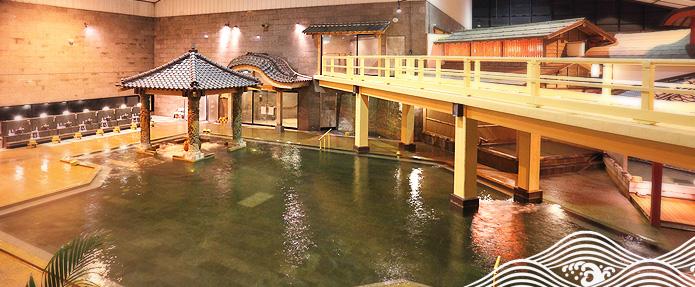 元禄風呂 鹿児島県 指宿市 白水館 旅館 観光 おすすめ 九州 温泉