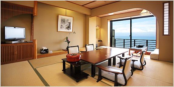 客室 鹿児島県 指宿市 白水館 旅館 観光 おすすめ 九州 温泉