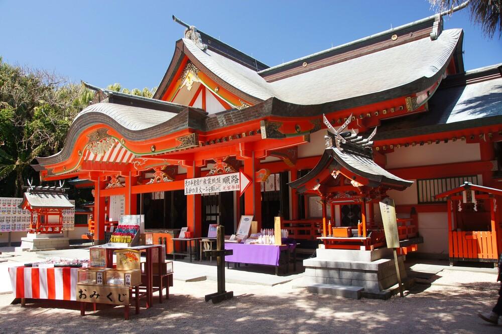 青島神社 宮崎県 宮崎市 青島 観光 旅行 九州 観光