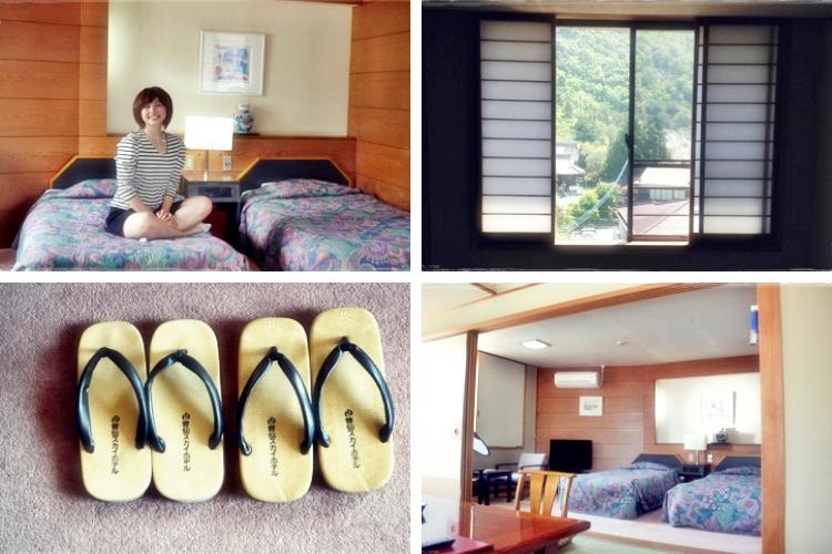 雲仙 市 スカイ ホテル 長崎県 島原半島 九州 旅行 観光 客室