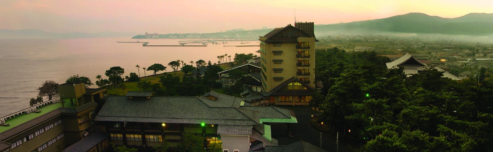 鹿児島県 指宿市 白水館 旅館 観光 おすすめ 九州 温泉