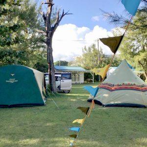 屋我地露營場