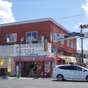 アメリカを感じる沖縄