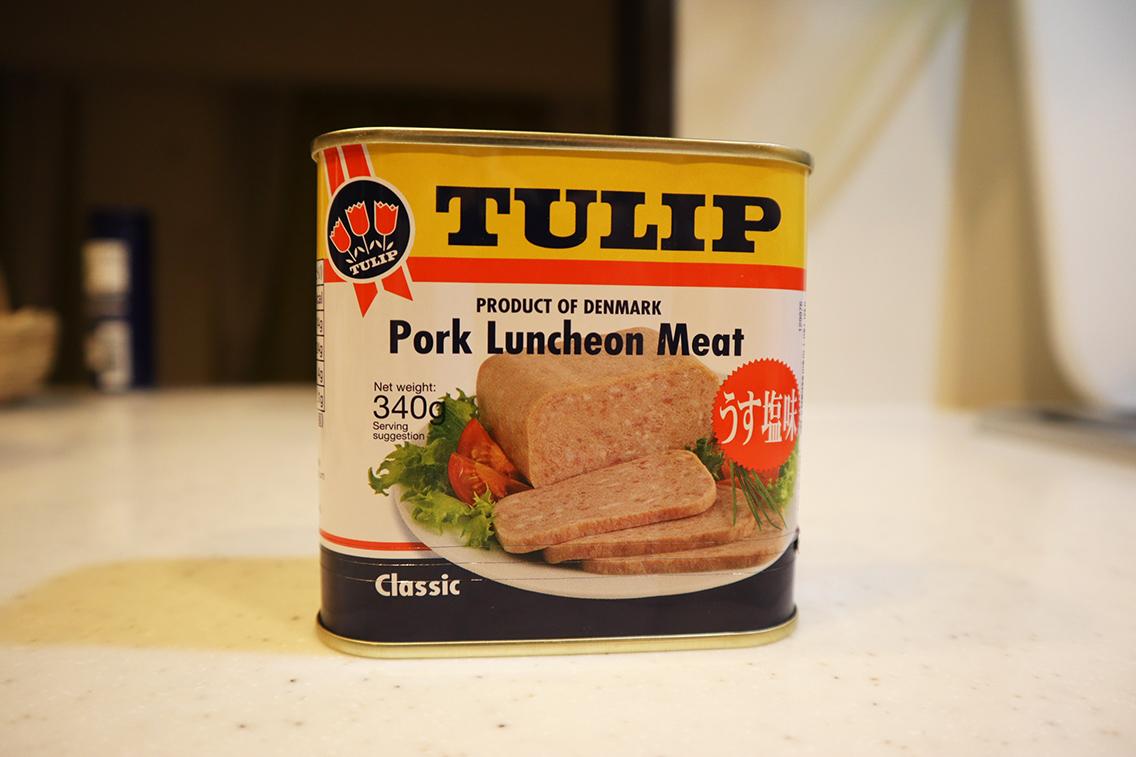 「ポーク缶」はスパムよりチューリップ派が多い?!