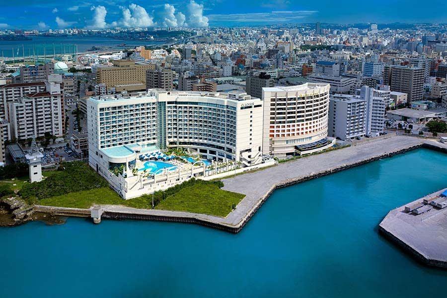 那覇のリゾートホテル「ロワジールホテル那覇」