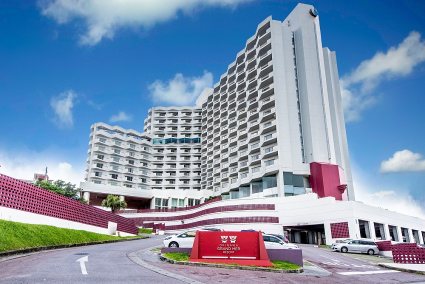 沖縄市の「オキナワグランメールリゾート」とは?