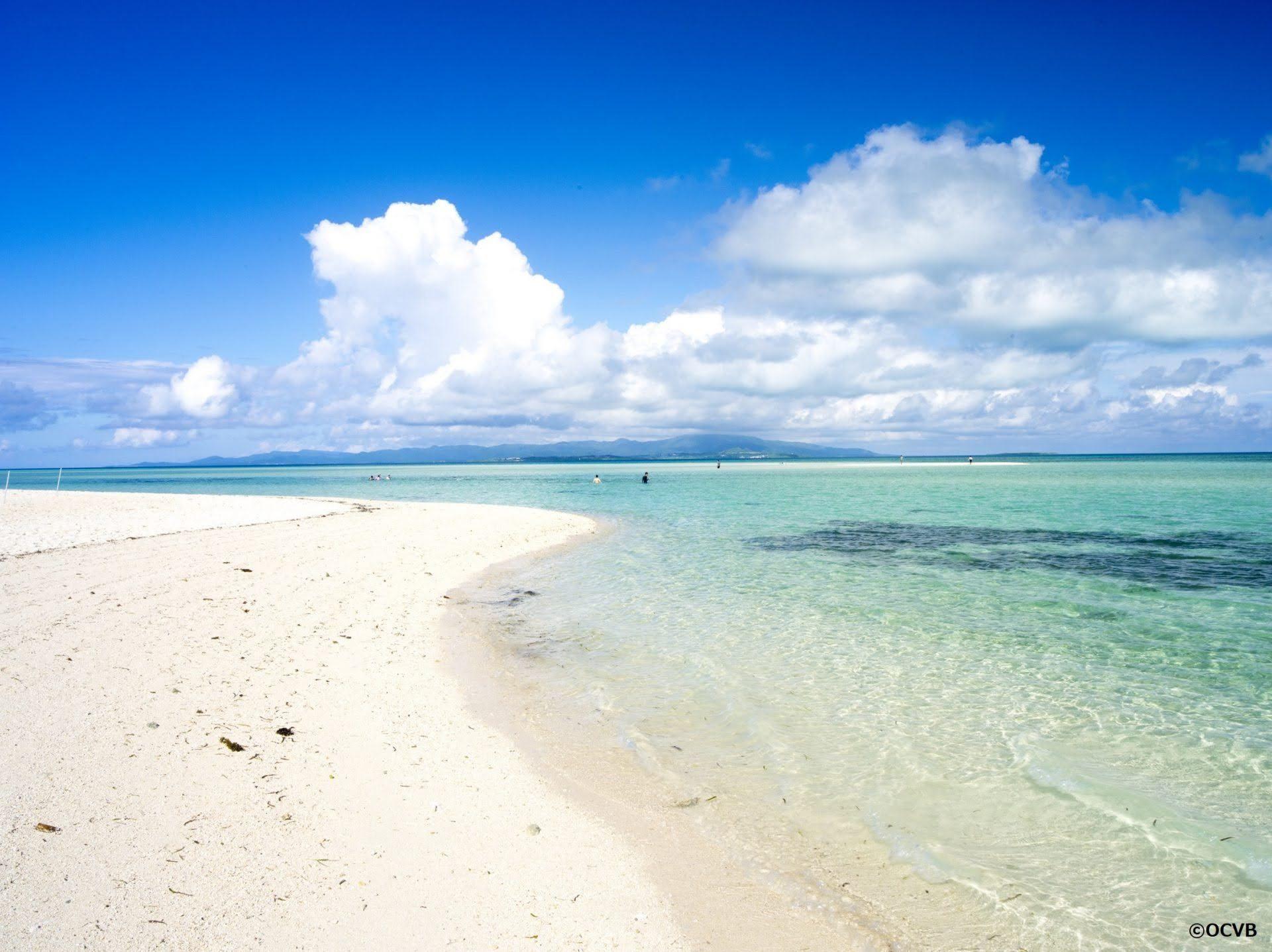 コンドイビーチ 竹富島 沖縄 おすすめ ビーチ 離島 旅行