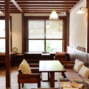 那覇市の首里にある憩いのカフェ。ヴィーガン料理も提供する「cafe Lotta」