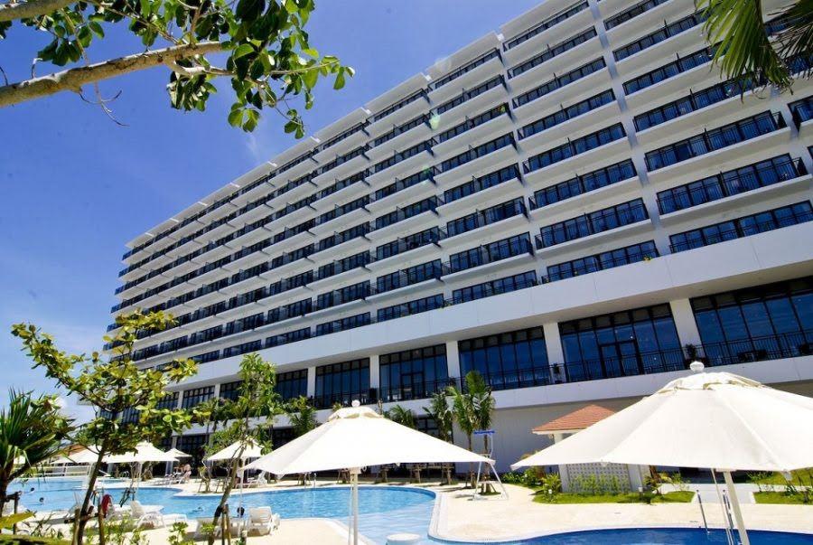 沖縄南部のホテル①「サザンビーチホテル&リゾート オキナワ」