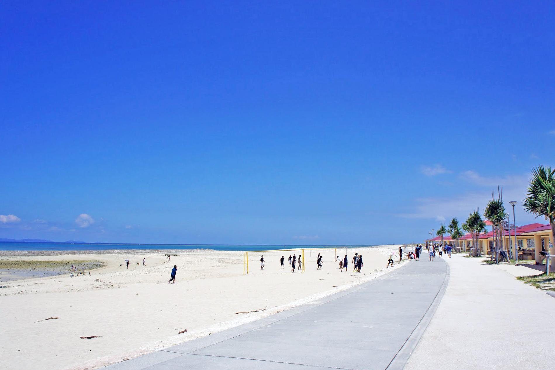 沖縄南部「豊崎美らSUNビーチ」
