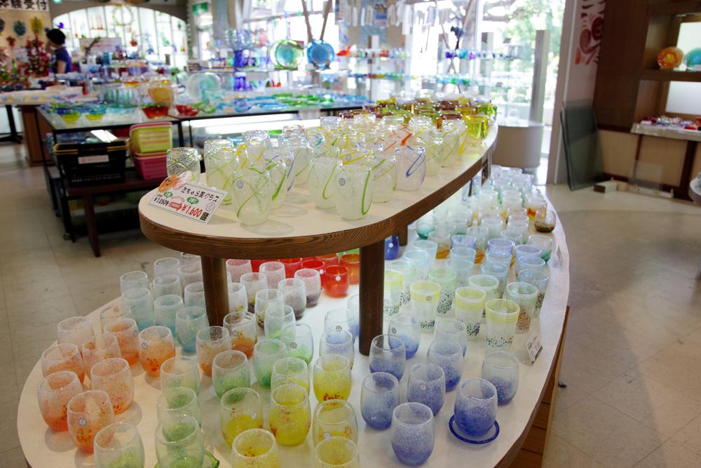 琉球ガラス村 糸満市 琉球ガラス 沖縄 体験 土産