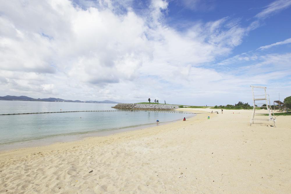 21世紀の森ビーチ 名護市 沖縄 北部 ビーチ おすすめ 旅行 観光