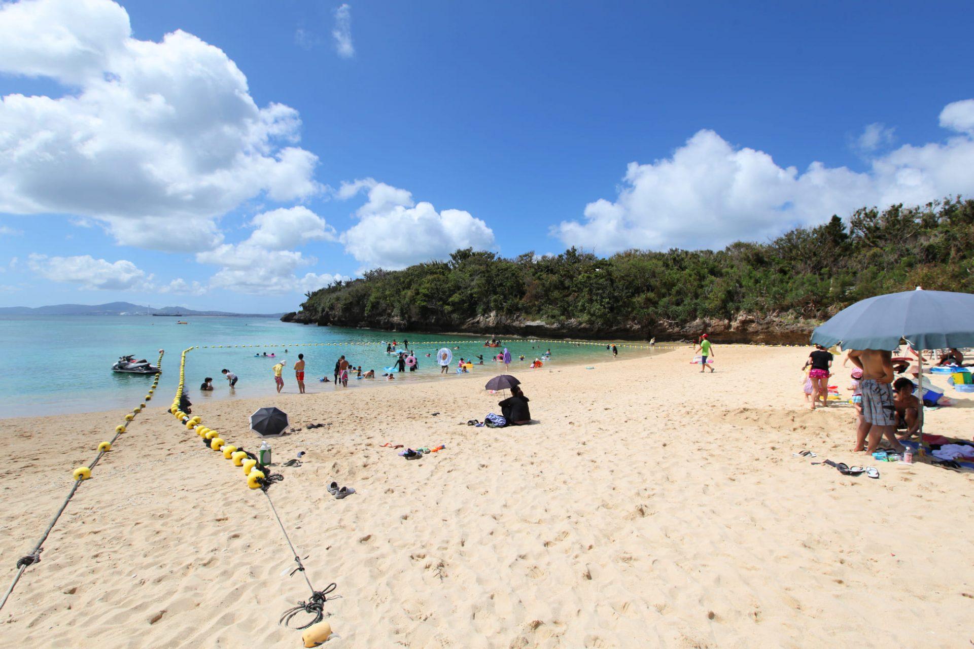伊計ビーチ うるま市 観光 旅行 沖縄