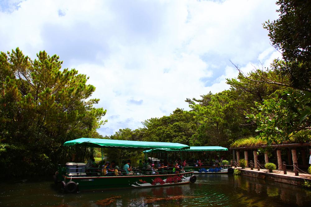 沖縄 観光 名所 ビオスの丘 うるま市