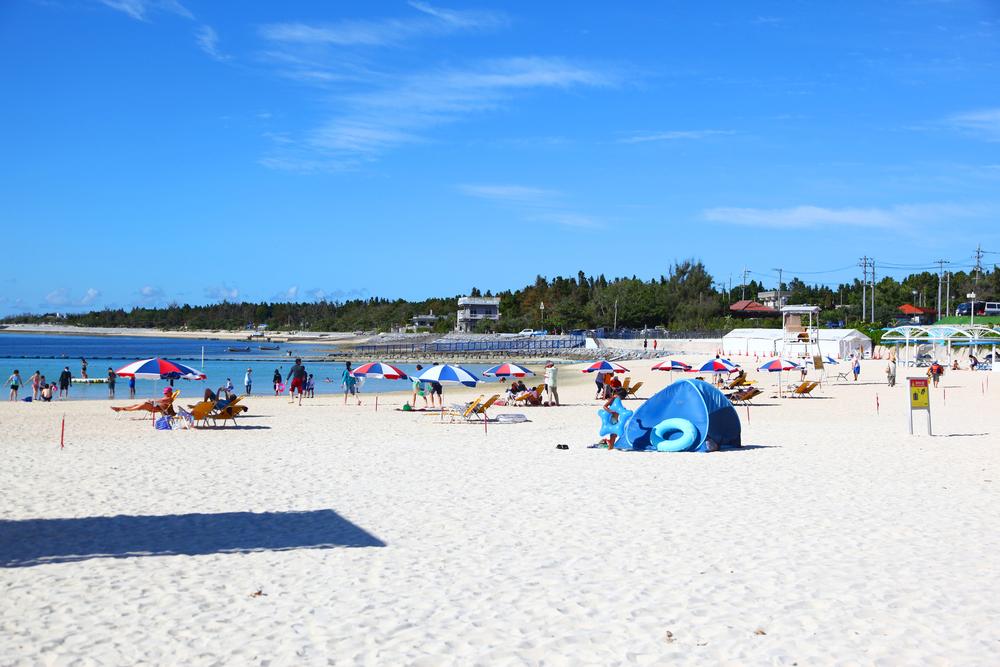 エメラルドビーチ 本部町 沖縄 北部 ビーチ おすすめ 旅行 観光