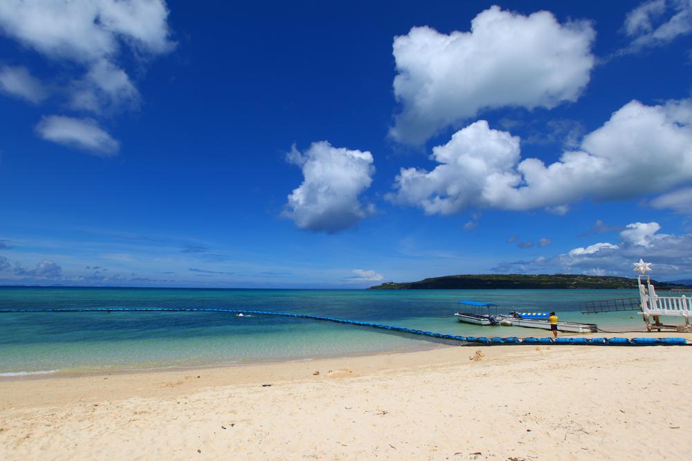 ウッパマビーチ 今帰仁村 沖縄 北部 ビーチ おすすめ 旅行 観光