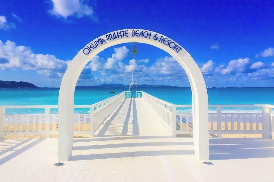 オクマ プライベートビーチ&リゾートの魅力①天然ビーチ