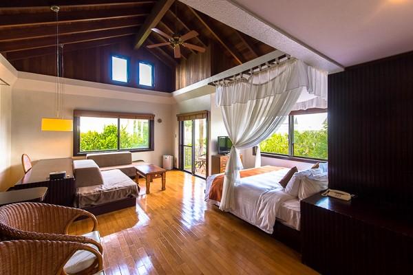 リブマックス アムス・カンナリゾートヴィラ 沖縄 コテージ ホテル 宿泊 旅行 家族